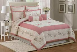 comforter and quilt sets best of teen girls pink dusty pink rose bedding sets ease