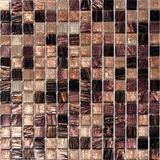 Home Depot Tiles For Kitchen Ms International Treasure Trail Iridescent 12 In X 12 In X 4 Mm