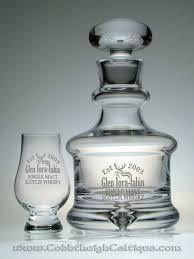 glencairn glass custom engraved scotch whisky whiskey walsh 1 of 2