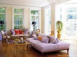 county home modern interior design vintage furniture 2