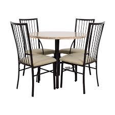 80 Off Wayfair Wayfair Stone Dining Table Set Tables
