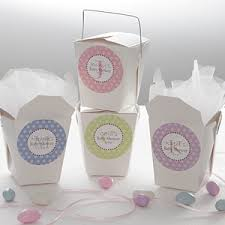 Baby Shower Favor Personalized Stickers  Polka DotBaby Shower Personalized Gifts