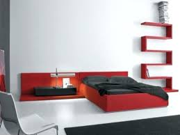 Black And Red Bedroom Contemporary Red And Black Bedroom Red Black