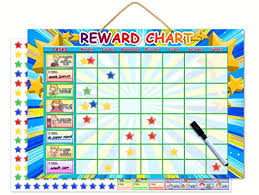 Magnetic Chore Chart Buttons Magnetic Reward Chart Dry Erase Learning Toy Chore Chart Or Task Planner Encourage Good Behaviour And Responsibility Big Buttons For Tiny