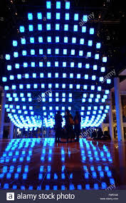 spectacular lighting. Luminaries - A Spectacular Lighting Display At The Winter Garden, Brookfield Place, New York City, N