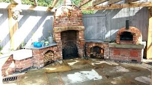 outdoor fireplace oven outdoor fireplace with pizza oven kitchen and smoker plans outdoor fireplace pizza oven outdoor fireplace oven