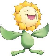 Pokemon 192 Sunflora Pokedex Evolution Moves Location Stats