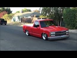 CHEVY BAGGED AND BODIED - YouTube