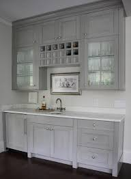 white wine rack cabinet. Grey Butlers Pantry With Built In Wine Rack White Cabinet C