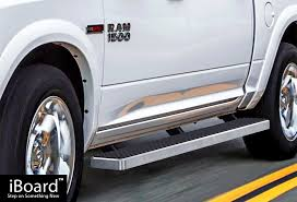 Buy iBoard (Silver 6 inches) Running Boards | Nerf Bars ...