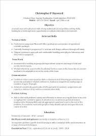 Ms Word Resume Templates Free Free Resume Templates For Word Best Of