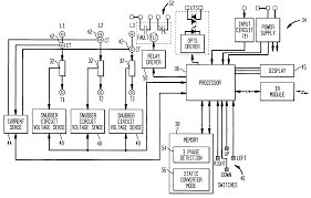 wiring diagram for 3-phase forward-reverse starter motor amazing 3 phase motor contactor wiring diagram pictures in start stop with