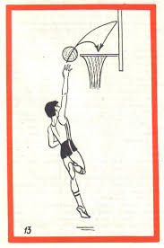 Баскетбол класс Ведение мяча шагом и бегом