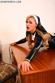 Bound Honeys A Very Bad Habit. Naughty Novice Nun Jasmine.