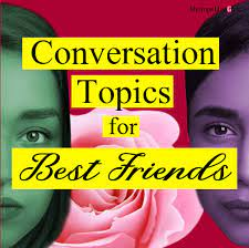 12 fun conversation topics to try with