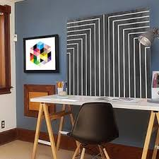 office canvas art. Nordic Simplicity · Geometric Pop Canvas Art Prints Office