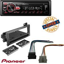 amazon com pioneer mvh 291bt car stereo media player bluetooth usb  at What Kind Of Wiring Harness Use A Pioneer Mvh 291bt