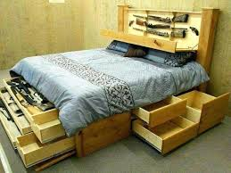 Space efficient furniture Dorm Vibrant Inspiration Tactical Headboard Furniture Space Efficient Bed With Storage Diy Wearefound Home Design Decoration Vibrant Inspiration Tactical Headboard Furniture Space