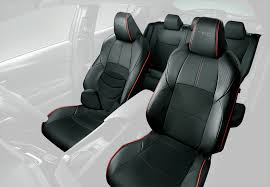trd for sports seat cover toyota c hr g t s t