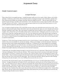 example of argumentative essays com example of argumentative essays 4 essay format sample
