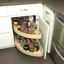 lazy susan for cabinet kitchen