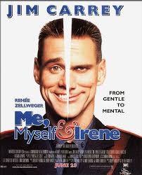 Movie Poster - Me, Myself & Irene (2000). Click on the thumbnail below to view the full-size photo. - 3942_poster
