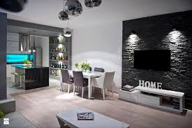 how to decorate living room walls 024