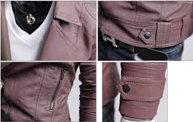 hobo foreign men burst models slim hot aliexpress british men s leather thick leather jackets 5861