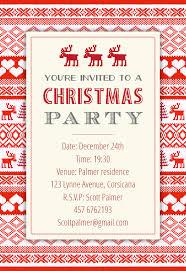 Free Christmas Invitation Template Free Holiday Invitation Template Inspirational Christmas