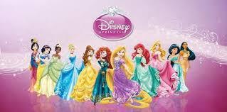 Disney Princess Age Chart Disney Princess Wikipedia