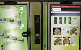 Mmj Vending Machine Fascinating Florida Medical Marijuana Vending Machines Could Reduce Wait Times