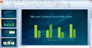 Science Fair Chart Template Powerpoint Template For Scientific Presentations And