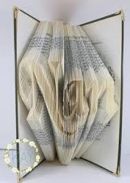book folding pattern word nan by patternsbydaisykay on etsy