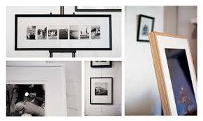 modern art framing. Examples Of Contemporary Picture Frames Taken In Our Melbourne Showroom. Featuring Old Box Brownie Photographs Modern Art Framing F