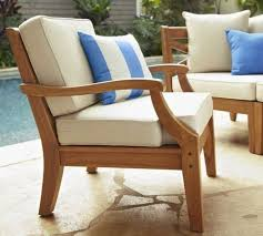 outdoor teak patio chairs with pads 700x629