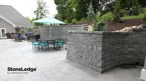 landscape retaining walls for extending