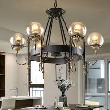 deco lamp designer glass pendant lights bubble glass