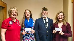 vfw voice of democracy essay winners perham focus winners of the vfw voice of democracy scholarship contest representatives of the perham vfw from left to right ellen lampton vfw auxiliary