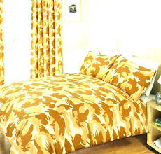 camouflage bed set twin army bedding sets orange duvet covers comforter full grey size camo xl