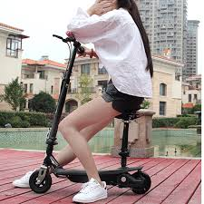 Brand <b>New</b> Inflatable Air Wheels Folding <b>Electric Scooter</b> Re ...