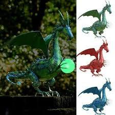 garden dragon statue beautiful