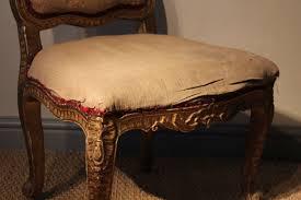 Antik Lounge Sofa 6 Antike Esszimmer Stühle Französisch Land