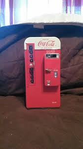 Coca Cola Vending Machine Musical Bank Vendo 1994 Awesome 48 CocaCola Music Box 48 For Sale In Maxton NC OfferUp
