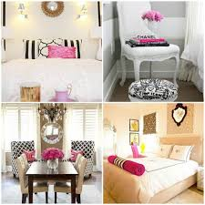 Black White Gold Bedroom Ideas 2