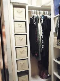unique closetmaid ideas for small closets and design