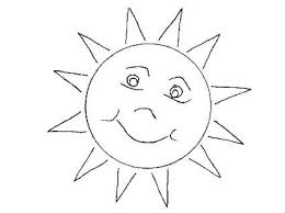Small Picture Sun Coloring Pages 6 Coloring Kids