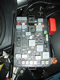 reverse light out saturn sky forums saturn sky forum reverse light out fuse box under hood jpg