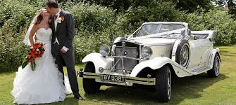 Wedding Car Hire South West London