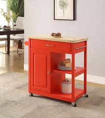 kitchen island cart with seating snless steel wheels ikea groland dimensions raskog utility um size movable standard stove butchers block bench diy