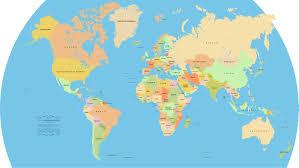 a world map ile ilgili görsel sonucu Map of world